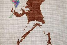 Cross-stitch Area