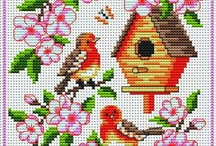 Cross stitch patterns - wish I had the time to make them all!