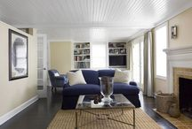 Liveable Living Rooms / by Jenna Burger