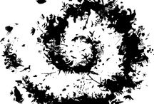 Logo // 1 / Black and White logos // Black and White Brands // B&W  logos #logo #logos #brands #brand #mark #marks #logotype