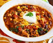 Hot Meals / Rae recommended this chili.