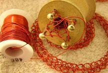 Smykker med tråd