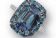 Alexandrite / Akexandrite Rings & Jewelry