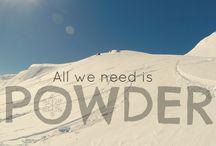 Snowboarding / Зима пришла и выпал снег, пора доставать сноуборд и катать, катать, катать. Хорошие фотки для настроения