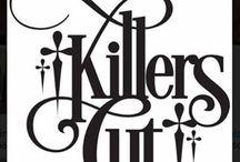 Killer's cut / beard model hair