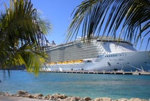 Cruise Ships!!!!! / Royal Caribbean - Carnival - Norwegian - Disney - Princess / by Lauren 👑💎🌹🌴🌺✈️