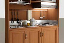 Kitchen space saver - pantry / pantry ideas