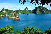 Halong Bay / Halong Bay Travel Guide, Halong Travel Tip, Halong Travel Information, Halong Bay Restaurants, Halong Bay Hotels, Halong Tours...