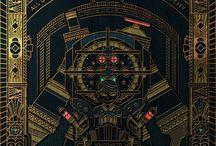 Bioshock/Infinite