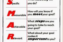 SMART Goals / How to write SMART goals