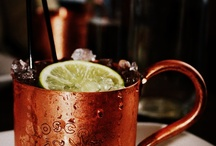 Moscow Mule / Home decor ideas inspired by moscow mules and copper, green, and ginger.  / by Lauren Clevenger