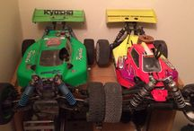 RC / 1/8 Off Road Buggy