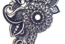 Zentangle & Doodling