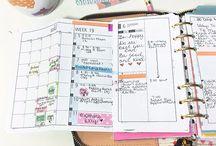 planner love / Handige én mooie planners die je leven net even iets makkelijker maken!