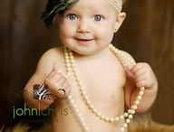 Infant Photo Ideas