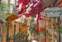 Greece / Village Semiramis, Crete