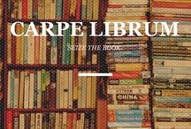 carpe librum / If it looks good, read it. / by Mary Comer