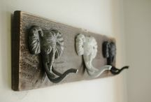 Elephant decor