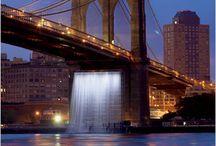 The New York City Waterfalls - Elizabeth LoNigro's Projects