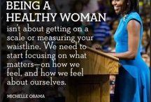 Healthy Woman / by Kay Weber-Lowe