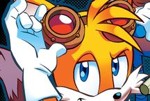 just tails the fox