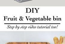 Depozitare fructe si legume