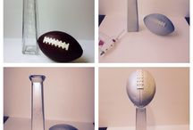 Decors related to football (20)