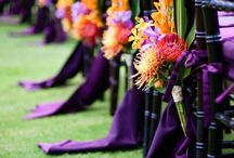 Halloween Weddings / Ideas for the Spooky time of Year!