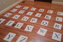 Alphabet Learning Activities