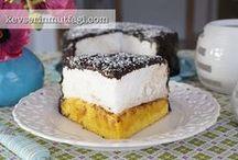 Kuş sütü pastası
