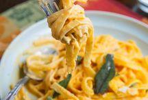 Pasta is love! / Everything pasta!