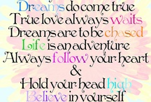 quotes / by Megan Cassani