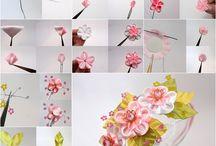 Japán virágok