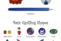 Quilling / Paper strips