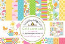 doodlebug springtime collection / by doodlebug design inc.