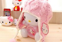 I LOVE Hello Kitty!!!♥ (**,)