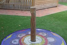 School Mosaic Projects / Visit www.qemamumosaics.co.uk to find out more info regarding booking me for a school workshop
