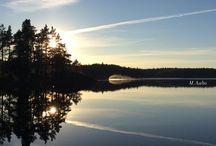 Saimaa, Finland / All photos: Matleena & Lauri Aalto