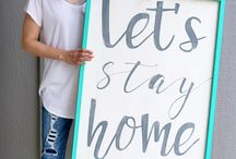 DIY Handmade Signs