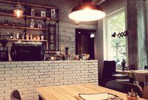 INTERIOR | RESTAURANT / Restaurants & Cafe Interiors