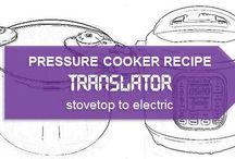 Instant Pot Recipes & tips and tools. (pressure cooker)
