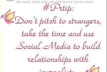 Public Relations Tips / Help #prtips for Public Relations professionals
