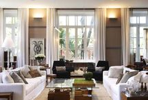Family Room Color Ideas / by Kimberly Heim Long