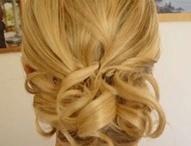 Bridal Hair / Bridal Hair  / by Jyz Reyes-Padilla