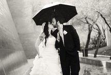 PHOTOGRAPHY: rainy wedding day