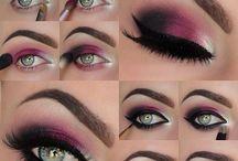 Pasos de maquillaje