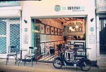 The Espressonist / Espresso Bar