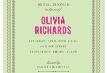 french bridal shower / by Cambria Evans