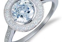 Silver Rings / 925 Sterling Silver Rings