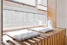окна и радиаторы